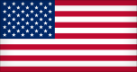 Flag of United States of America (USA)